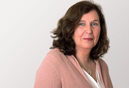Anita Brüning, Leiterin Frauenhaus Norderstedt